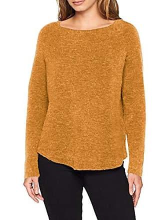 Knit Gilet X Alpaca Basic Femme Noa Jaune Gold 350 Mustard Large TrTqPa