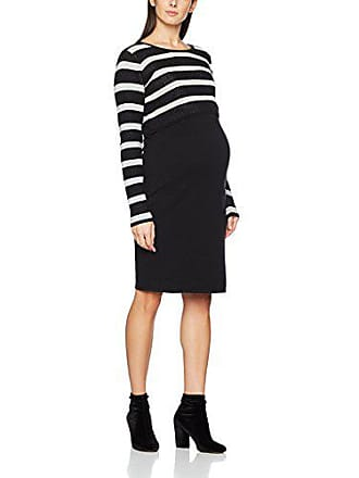 S Noppies Fabricante 38 Dress black Imara Para Vestido Ls talla Mujer C270 Nurs Del 7p7qRrxw4O
