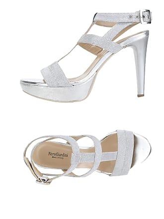 Giardini Nero Giardini Chaussures Sandales Sandales Nero Chaussures wUBWx