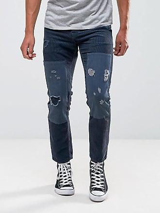 Slim En BleuJusqu''à Asos® En Slim Asos® BleuJusqu''à Pantalons Pantalons 5jL4qc3AR