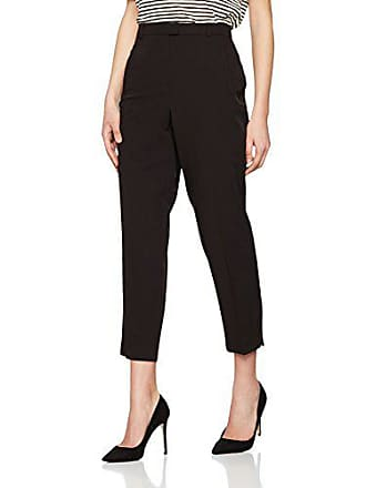 38 black Premamá Look Mujer New Negro Pantalones Para Cigarette Naples q4HzgwH1P