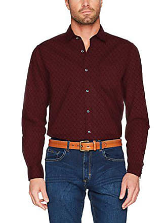 Hombre Rot Camisa 13711214032 39a9 Para S Large oliver chianti Casual Eq6wXwY1