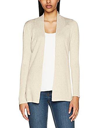 Mujer Para Knit 80x1 oliver brown Black Label Beige S Cárdigan 40 29712645792 gpYqX