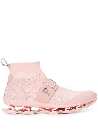 Plein Philipp Philipp Plein Soksneakers Jacquard Roze YYa6qrwd