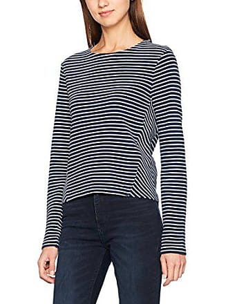Corta Normal Jeans Camiseta Mujer Knit Tommy Manga 1wpnzUxzF