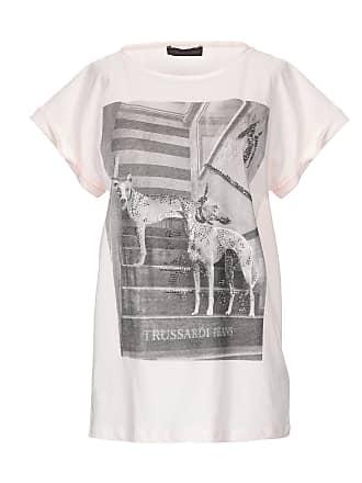 −50 Stylight Donna Shirt Fino T Su A Da Trussardi 8CTxHwYq