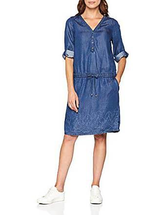 807 S 56y4 8368 oliver 14 blue 38 Non Denim Mujer Vestido Azul Para 82 Stretch r1wrExnSqU