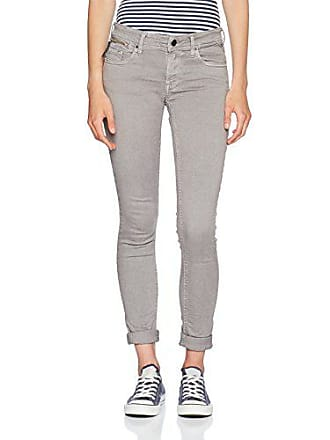 Replay Zip Luz Skinny Damen Coin Jeans nqUwxzYqg