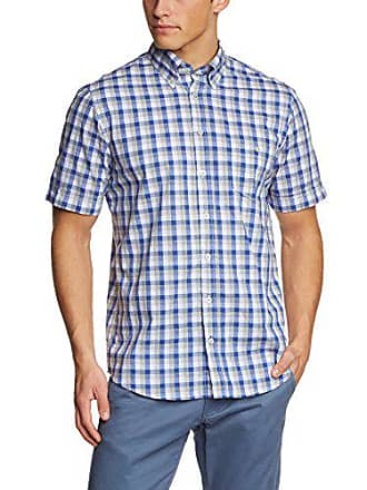 3578 27 talla 42 Drake S sky 38 Hombre Kragenweite Azul Camisa Fabricante Brax Para Cm Zxgan1Sqn5