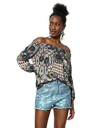 Jusqu''à Chemises Jusqu''à Chemises Femme Femme −50Stylight Desigual®Achetez Desigual®Achetez E9D2HI