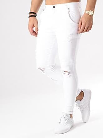 Blanc Skinny Distressed SiksilkJean Troué 13121 7gyYmIfvb6