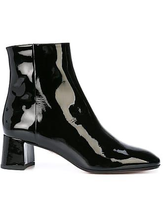 Patent Boots Aquazzura Leather Aquazzura Patent Noir 0qaE7xw