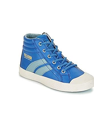 Pallaflame Palladium 30 Sneaker Mid High Blau Jungen 4qS7drwq