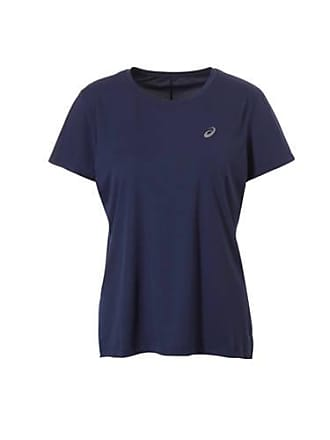 Hardloop shirt T T Hardloop Asics Asics Donkerblauw shirt SOwqrEOnBx