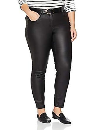 Studio taille 42w 10 Gecoatet Fabricant Skinny 52 schwarz Jean X 34l Femme Untold ArvZwqA