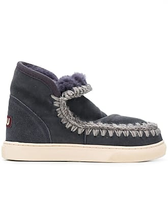 Boots Eskimo Mou Bleu Eskimo Sneaker Mou 1zvwp