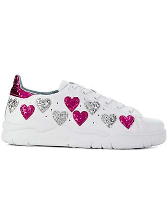 Ferragni Ferragni Blanc Ferragni Chiara Heart Baskets Chiara Ferragni Chiara Heart Heart Baskets Baskets Chiara Blanc Blanc wtdqBat