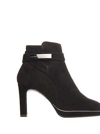 Wals Noir Cuir Femme Chaussures Jb Martin Bottines SqTaaz