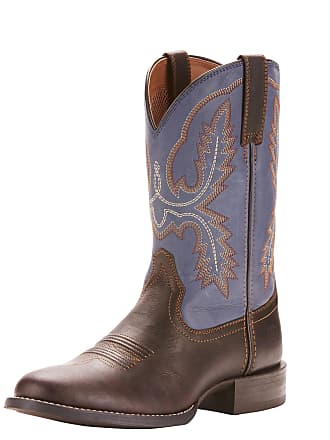 Sport Wicker D Size Stratten In Leather Boots Western By Width Medium Ariat Dark 41 Mens 5 75gqwzzx0