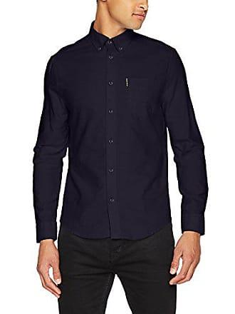 Shirt Sherman Core Herren Freizeithemd Oxford Ben Ls AwvYxqx8
