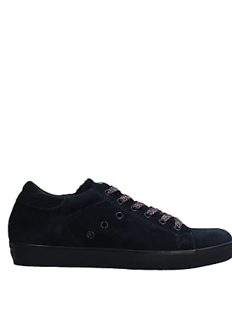 amp; Tennis Chaussures Basses Sneakers Crown Leather qn4xgtn