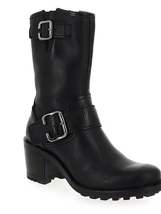 Abricot Et Sidjy amp; Coco Pour Femme Boots Noir v5wtwZxqa