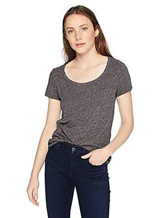 T Damen shirt Original Jeans Tommy Kurzarm Triblend 1nn6Tg7