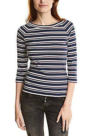44 Stripe talla Mujer Street 46 Para Camiseta Del Shirt Blue One night Fabricante Blau 30109 5xqUw6