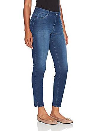 Wash 42w Skinny 27l brilliant Blau Sensation Femme D610 X Mac Jean Blue 0waqRzO