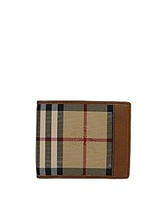 9 5x11 Check Braun Burberry Stoff Brieftaschen Herren 3938200 Cm Und HnqUv8