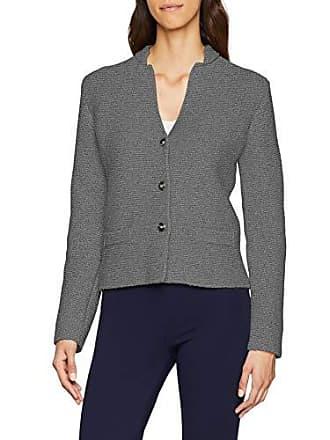 Dark Gris Chaqueta Jacket Benetton Large 507 Mujer melange Para Gray Uw7aqOqgW