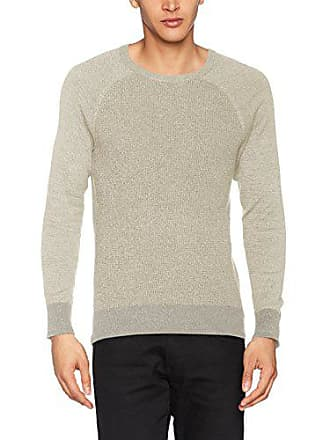 70813 20704602 Blend Large Gris stone Pull Mix Homme 6WHWSq