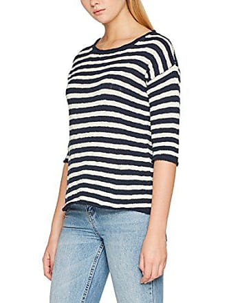 With navy In Femme Mette Pull Bleu Pullover Luxury Soaked Aqf0Z8x