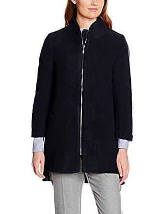 Women Donna sky Blu Medium Coat Cappotto Captain Mexx dqtwBZOB