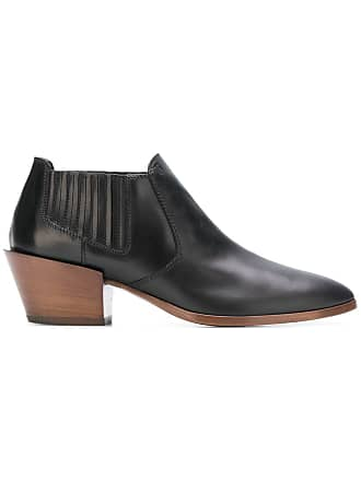 Ankle Noir Low Heeled Tod's Boots xw6qvEPI