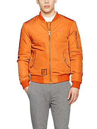 Original Blouson Homme Bombers orange Original Large 22 qEdqUz