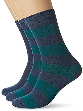 lot 3 S 46 30 43 blue oliver Men 3p De Bleu Chaussettes Homme Socks Fahsion 67FPwxr6q