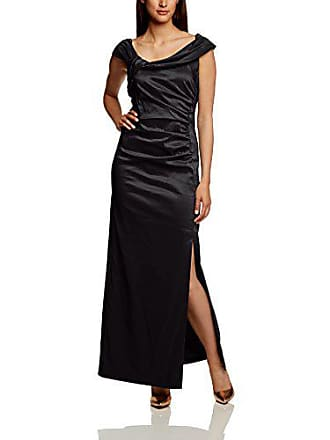 Cóctel Vera Color Mont Talla Black Jet Mujer Para Vestido 9042 50 ZSwFxSqE