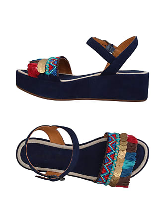 Coral Chaussures Sandales Coral Sandales Chaussures Blue Coral Blue Blue wItPn5xdxq