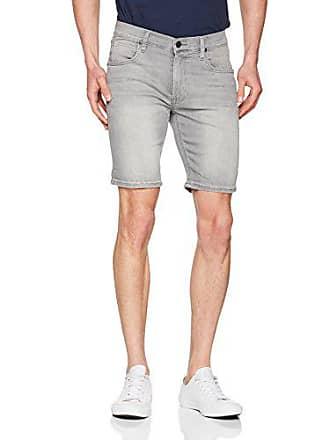 Short Fabricante Lee Gris Slim talla Para 38 54 Del Cortos Pantalones summer Hombre Grey U75x7g