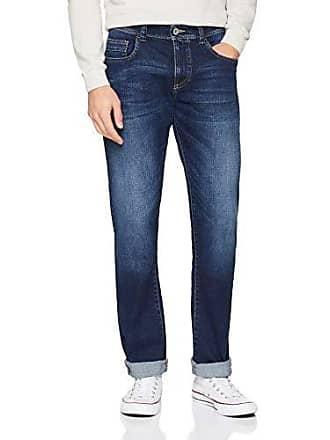 488255 Active Herren Bootcut Camel Jeans Aj54RL