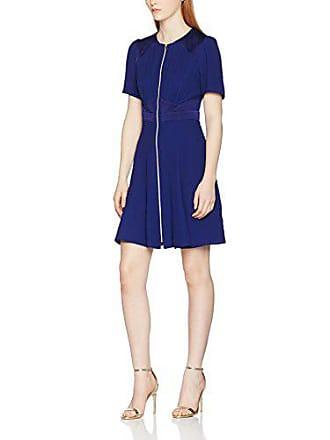 Mujer Para Jarmon Azul r3671 Vestido 38 16448 Tara I46qdXq