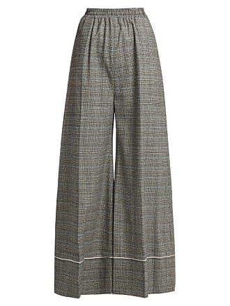 Grey Wool Multi TrousersWomens High Blend Korin Racil Rise dCxoeB