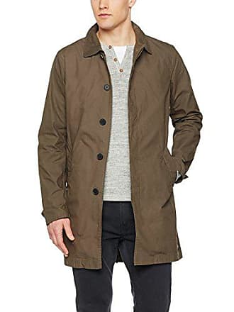 Chaqueta Nowadays Creased tarmac Para Braun Hombre Jacket L Coat 731 RqtqUwA