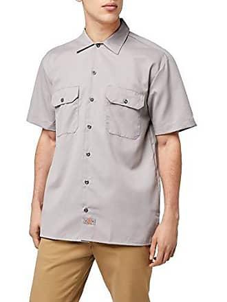 Shrt Work Hemd Herren s Freizeit Dickies Shirt Fit Regular 1XZBq4