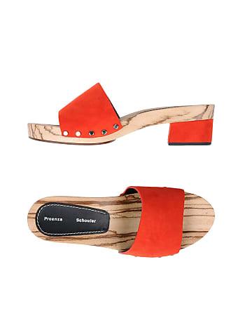 Schouler Chaussures Mules Sabots amp; Proenza YxwOdqA5Y