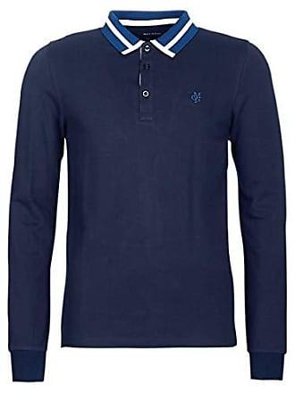 O'polo Herren Marc Langärmelige shirtsamp; Polohemden Poloshirts Boris T MarineS vm08Nnw