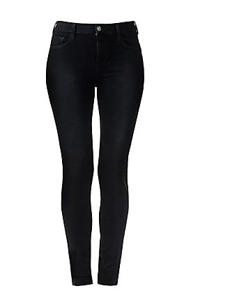 negro los forma vaqueros Jo Liu hembra 3d Jeans 10 que qXw8X7vI