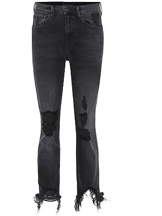 3x1 à Authentic Taille Haute Jean W3 rWCdoxQBe