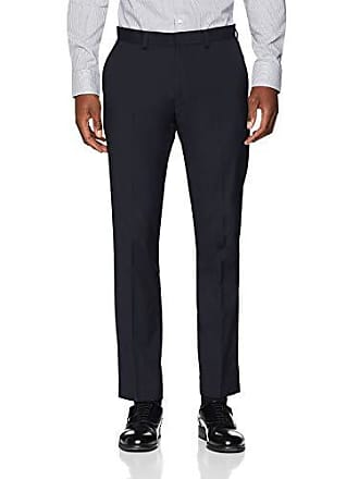l32 Navy Fit Para W38 Hombre Stretch Trouser Blue London Skinny Menswear Pantalones Burton 7EgqSS